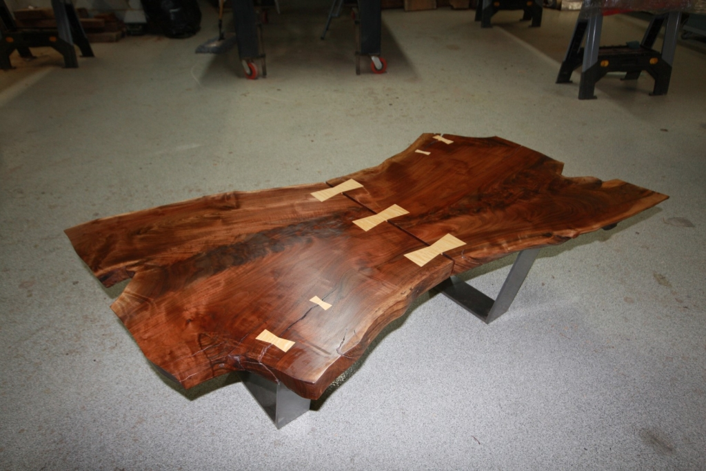 Refined Element - Gunstock Coffee Table2