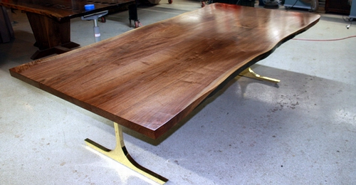 Live Edge Dining Table