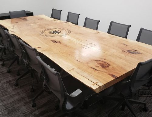University of Texas at Austin – Pecan Conference Table